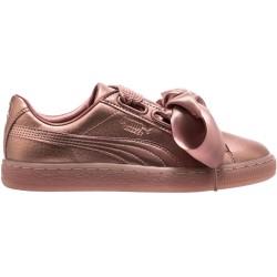 Puma Basket Heart Copper -...
